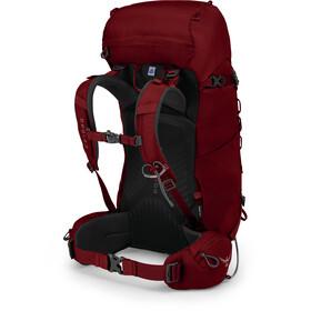 Osprey M's Kestrel 38 Backpack Rogue Red